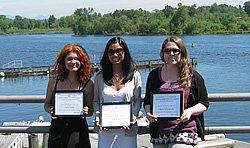 Distinguished Teaching Award for Graduate Students