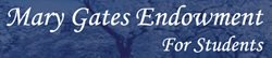 Mary  Gates Endowment Logo